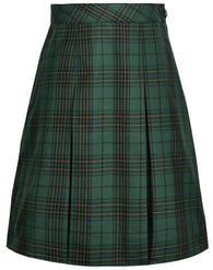 Seaford PS | Box Pleat Skirt