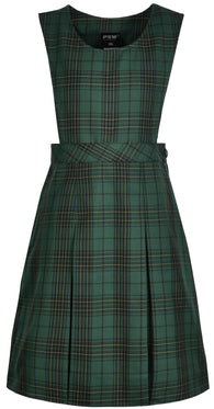 Seaford PS | Box Pleat Pinafore