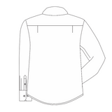 Rose Park PS | Semi-Fitted Blouse - Long Sleeve *CLEARANCE*