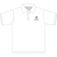 Gov SA | Mens Polo - White