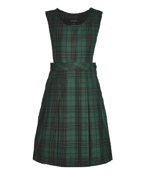 One Tree Hill PS | Pinafore - Box Pleat