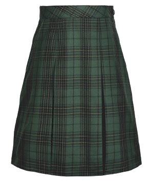 One Tree Hill PS | Skirt - Box Pleat