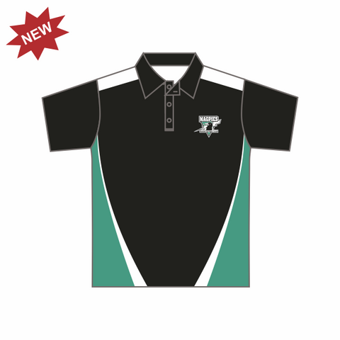 Belconnen Magpies FC | Polo - Short Sleeve