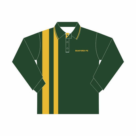 Seaford PS | Polo - Long Sleeve