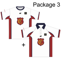 Flinders Park CC | Package 3 - Training Tee + Training Polo