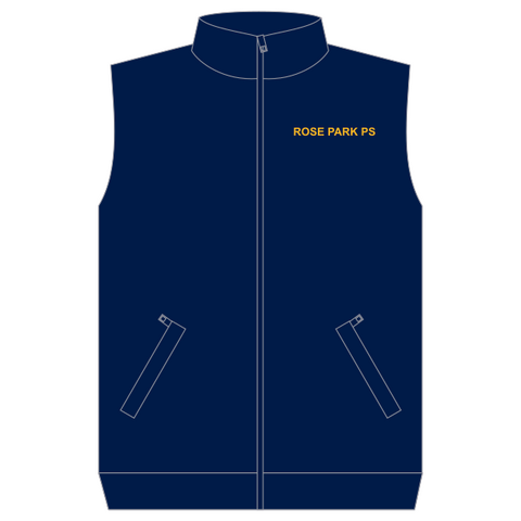 Rose Park PS | Polar Fleece Vest