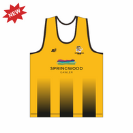 Gawler Central FC | Pre Season Singlet -Yellow