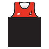 Port Wyndham Crocs FC | All In This Together - Sublimated Singlet - Unisex