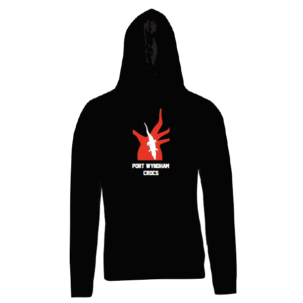 Port Wyndham Crocs FC | All In This Together - Ramo Hoodie - Black