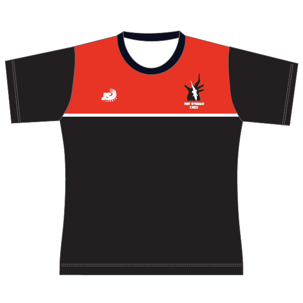 Port Wyndham Crocs FC | All In This Together - Sublimated Tee - Ladies