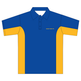 Rose Park PS | Royal/Gold Polo - SS