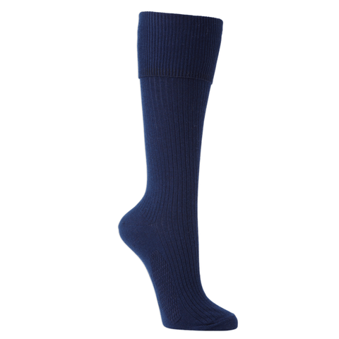 School Uniform | Knee High Socks (Twin Pack) - Navy