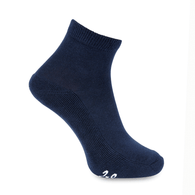 School Anklet Socks (Twin Pack) - Navy