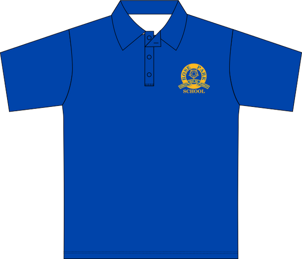Rose Park PS | Royal Polo - Short Sleeve *CLEARANCE*