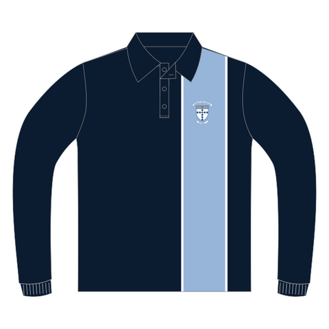 St Pius X School | Polo - Long Sleeve