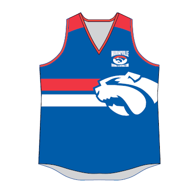 Murrayville F&NC | Warm Up Singlet (Ladies)