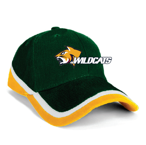 Weston Creek Wildcats FC | Cap - Green