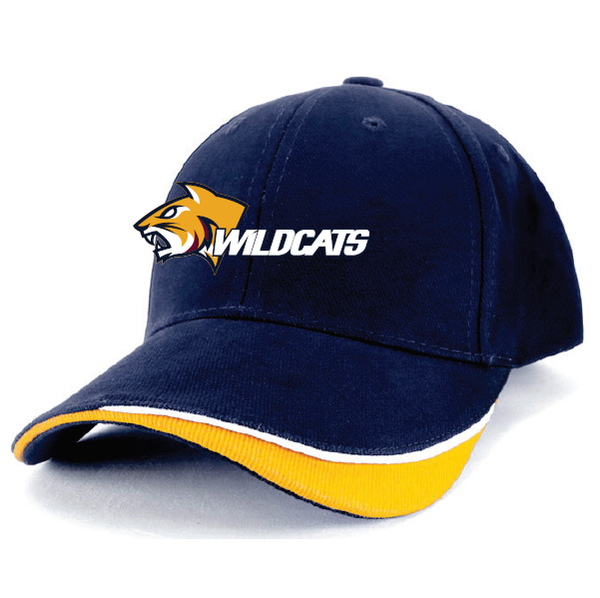 Weston Creek Wildcats FC | Cap - Navy