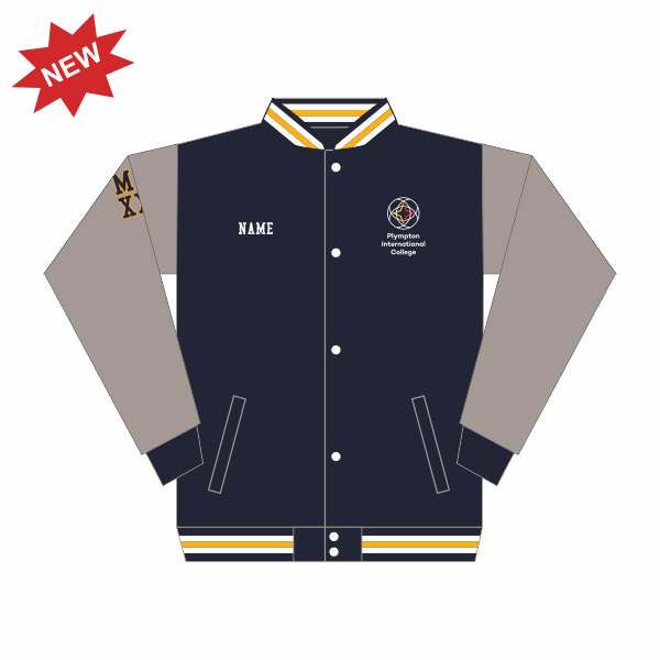 Plympton IC | 2021 Senior Varsity Jacket