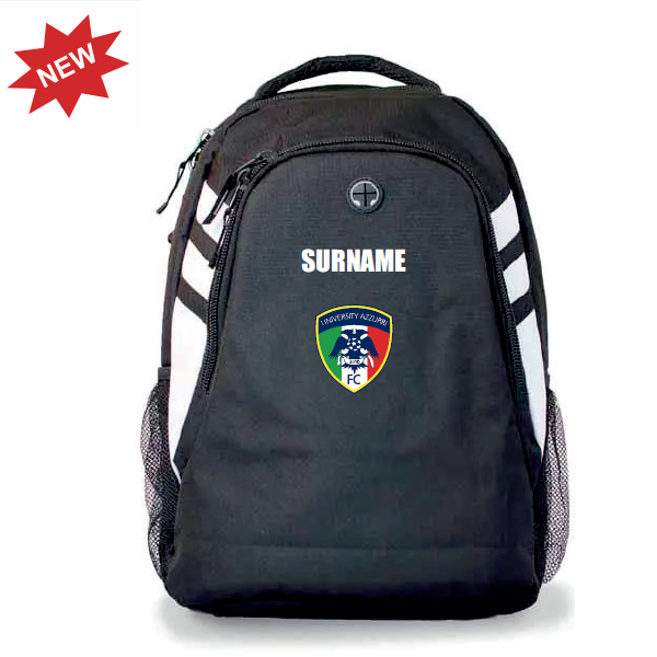 University Azzurri FC | Back Pack