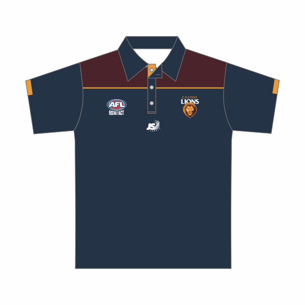 Casino Lions AFL | Polo