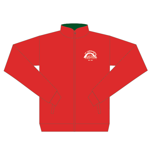 St Leonard's PS | Fleecy Jacket