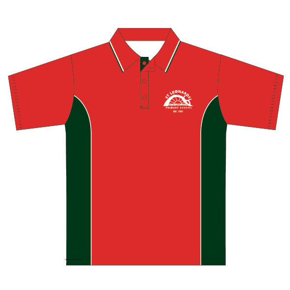 St Leonard's PS | Polo - Short Sleeve
