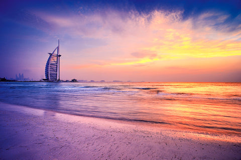 Burj Al Arab & Sunset Beach