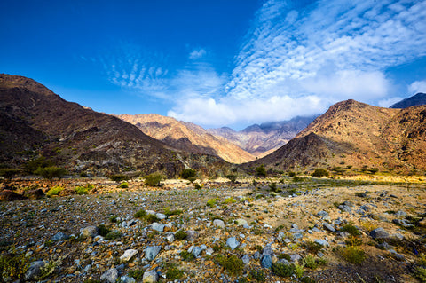Ras Al Khaimah – Mountains and Wadi