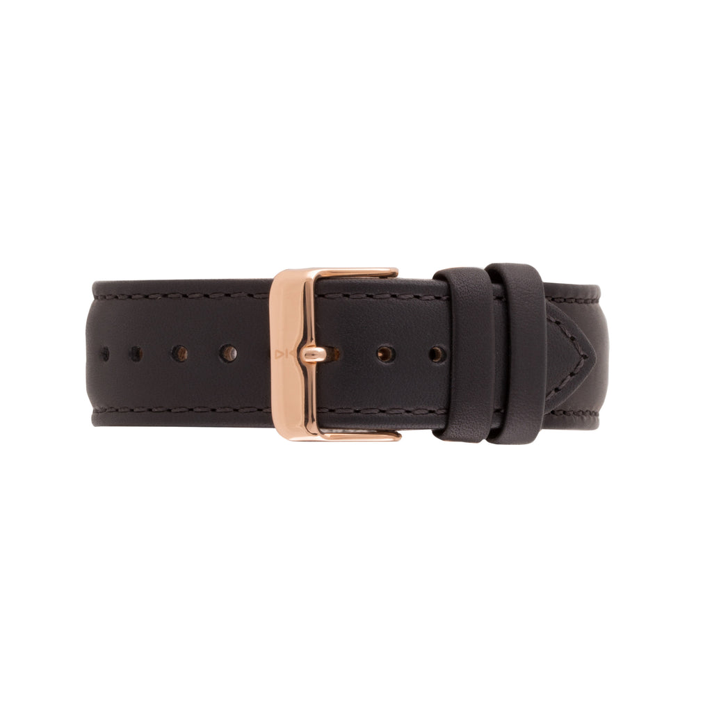 Freebody GS series tan leather watch strap