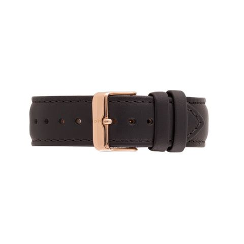 GS Black Leather Band