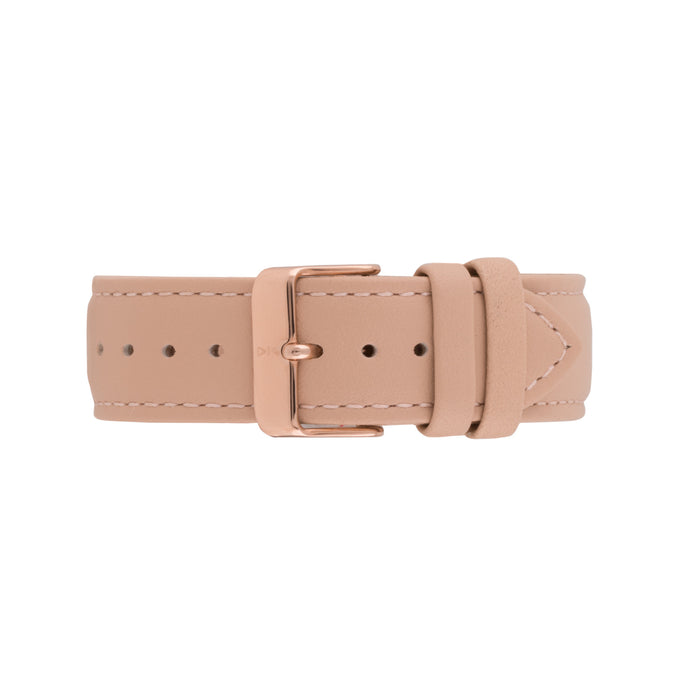 Freebody GS series Nude leather watch strap