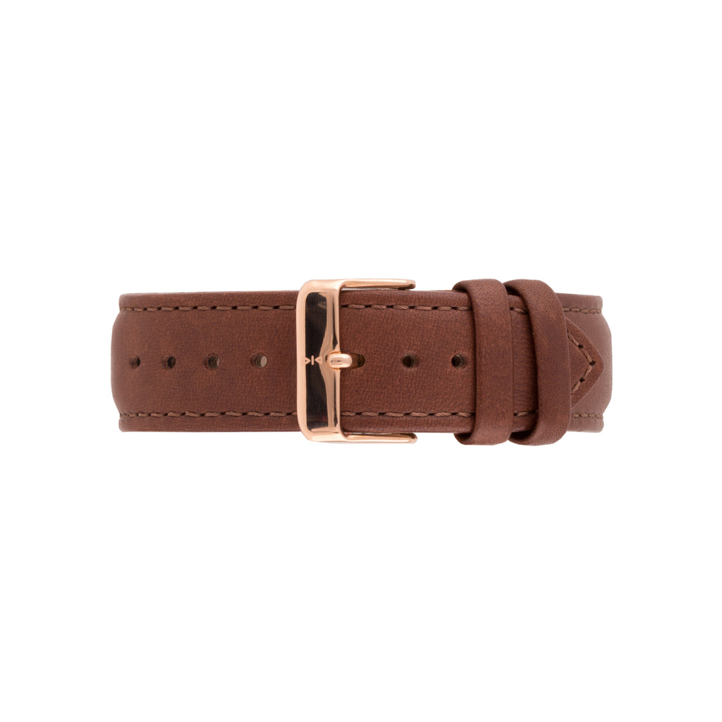 GS Tan Leather Band