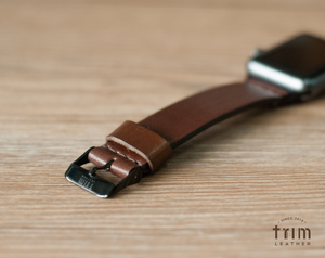 Apple Watch Band | Minimalist - Heritage Brown