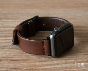 Apple Watch Band | Minimalist - Walnut Brown