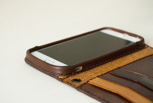 iPhone Leather Wallet | Classic