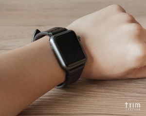 Apple Watch Band | Minimalist - Espresso