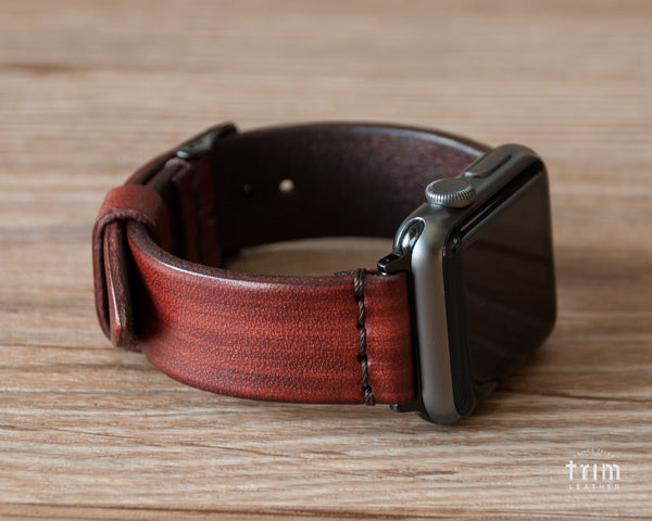Apple Watch Band | Autumn Field - Hazelnut
