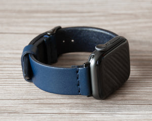 Apple Watch Band | Mountain Lake - Navy