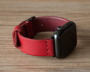Apple Watch Band | Red Maple