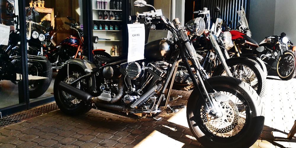 the biker store durban umhlanga south africa bikes for sale harley-davidson BMW Cruisers