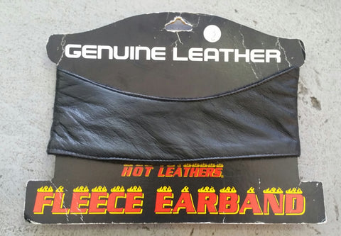 GENUINE LEATHER EARBAND