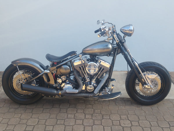 Brass Balls Chopper