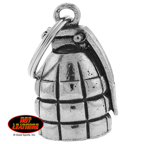 "BELL GRENADE GUARDIAN BELL - PEWTER - 1""X1.5"""