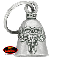 "BELL GHOST RIDER - GUARDIAN BELL - PEWTER - 1""X1.5"""