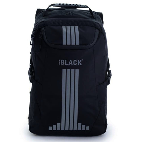 BLACK - COMMUTA BACKPACK: 15.6″