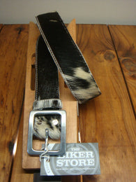 UNISEX BELT / NGUNI - SQUARE BUCKLE