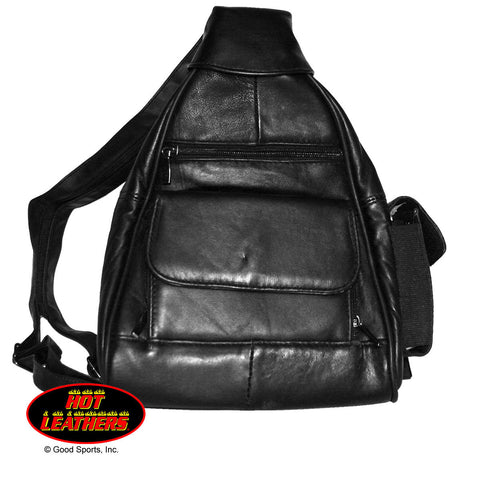 "BACK PACK WITH ZIP FLAP 11"" x 11"""
