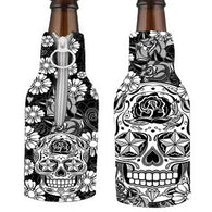 BOTTLE WRAP SUGAR SKULL