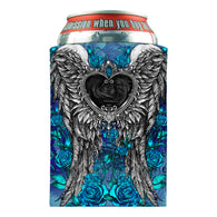 CAN WRAP ANGEL HEART WINGS